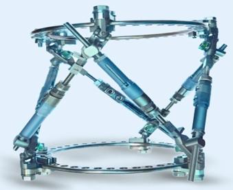 Hexapode Com Sistema Guiado